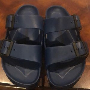 Birkenstock Arizona EVA blue asst new